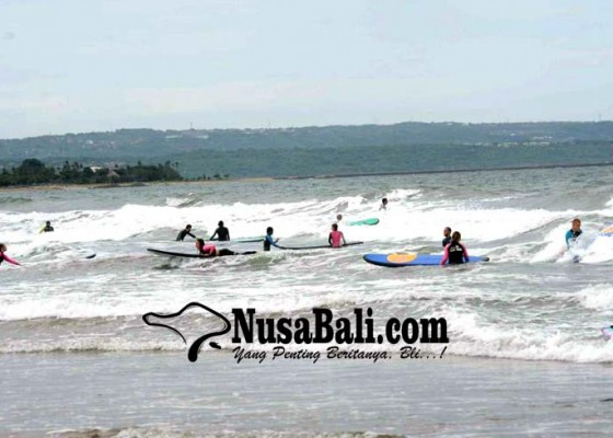 Nusabali.com - bbmkg-prakirakan-tinggi-gelombang-laut-capai-3-meter