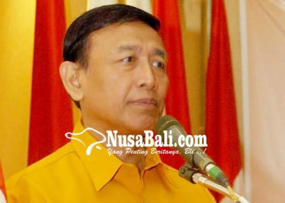 Nusabali.com - wiranto-saya-tak-senang-ada-konflik-di-hanura