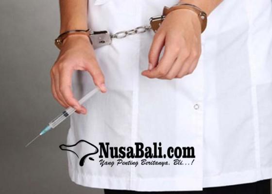 Nusabali.com - polisi-bekuk-dokter-spesialis-saraf-gadungan