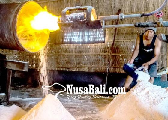 Nusabali.com - impor-garam-dipertanyakan