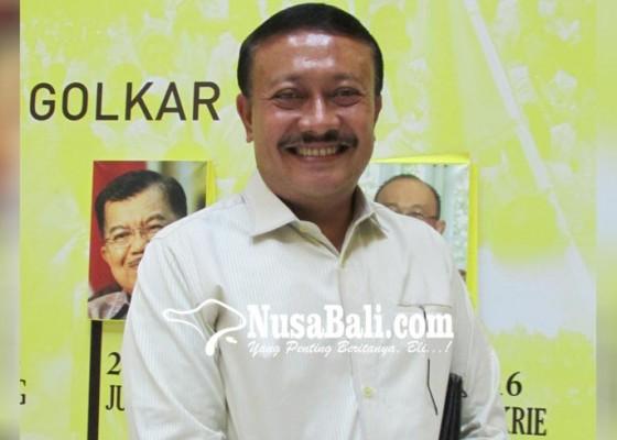 Nusabali.com - demer-sundul-gus-adhi-di-struktur-dpp-golkar