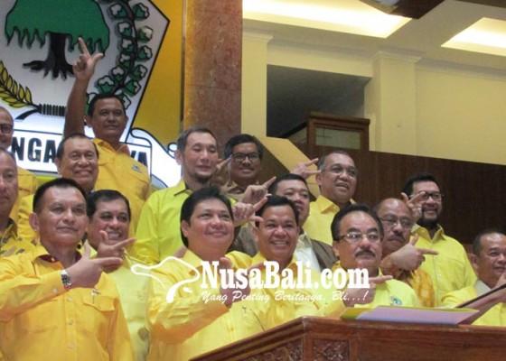 Nusabali.com - kembalinya-trah-militer-jadi-sekjen-golkar