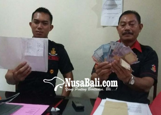 Nusabali.com - diduga-pungli-oknum-kelian-pecalang-diamankan