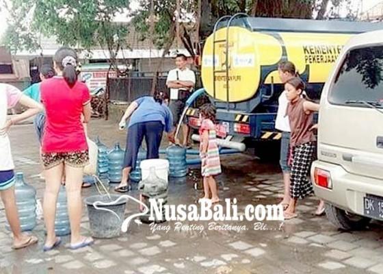 Nusabali.com - pdam-denpasar-siapkan-4-mobil-tangki