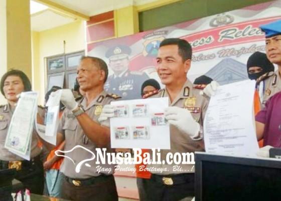 Nusabali.com - 3-tahun-beraksi-sindikat-pemalsu-sim-diringkus