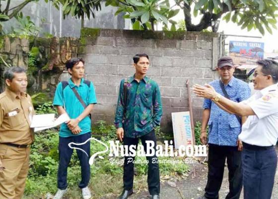 Nusabali.com - dishub-survei-pemasangan-lpj