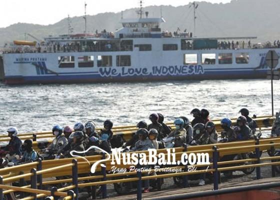Nusabali.com - supermoon-penyeberangan-selat-bali-waspada