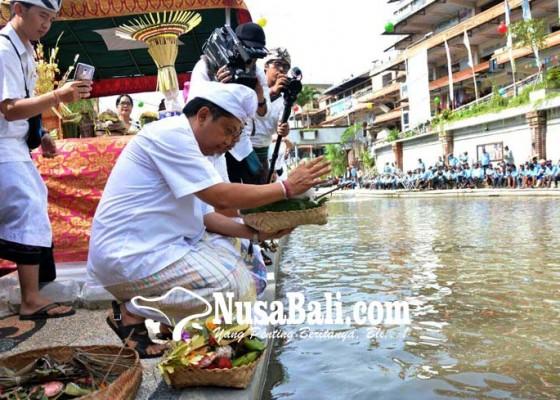 Nusabali.com - jadikan-sungai-badung-sebagai-river-walk