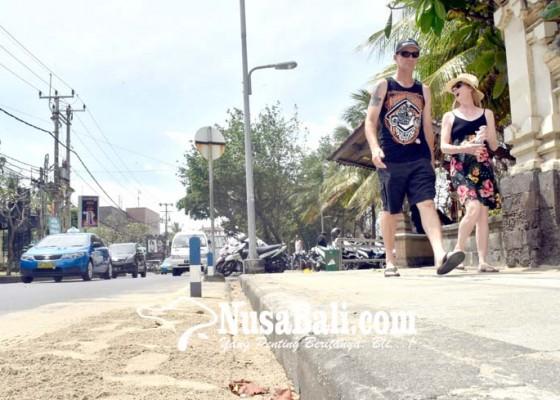 Nusabali.com - dinas-lhk-antisipasi-air-laut-pasang-dan-badai-pasir