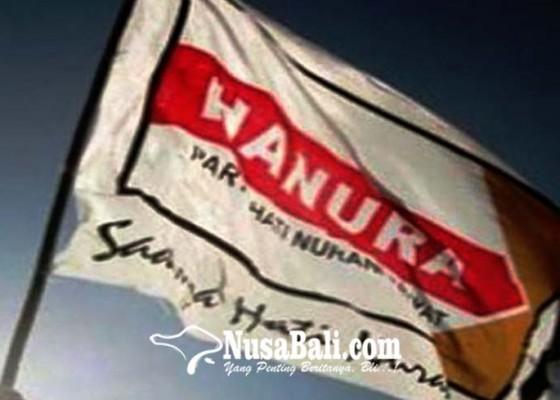 Nusabali.com - hanura-klungkung-siap-menangkan-bagia