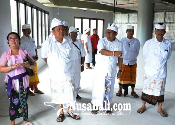 Nusabali.com - pembangunan-tahap-i-pasar-badung-tuntas