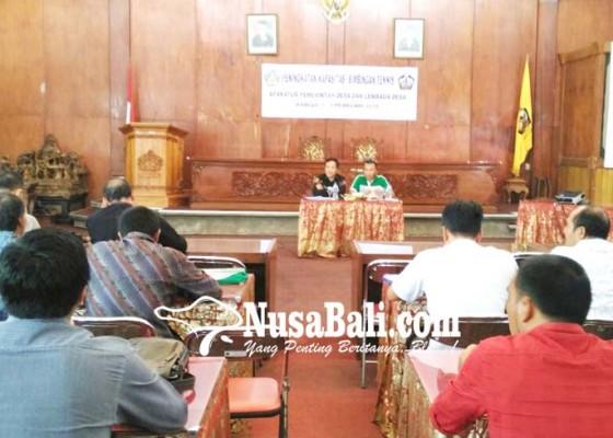 Nusabali.com - perbekel-diminta-bangun-mental-warga