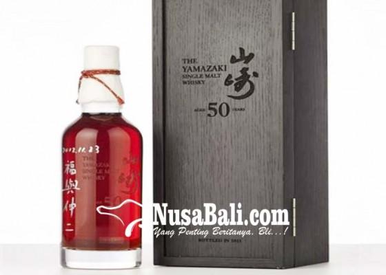 Nusabali.com - wiski-berusia-50-tahun-laku-rp-4-m