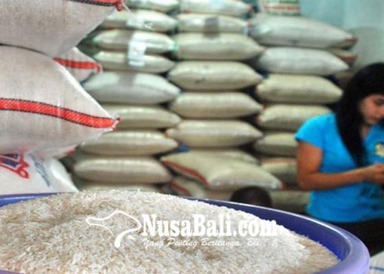 Nusabali.com - harga-beras-turun-tipis