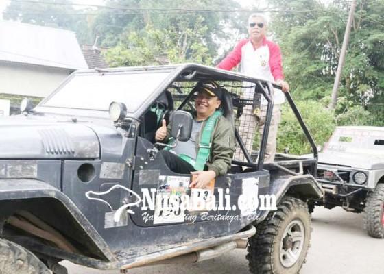 Nusabali.com - promosikan-desa-wisata-bupati-bangli-buka-adventure-bayung-gede