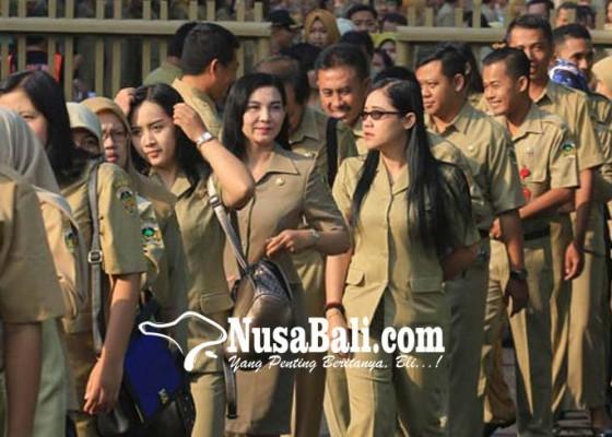 Nusabali.com - asn-pertanyakan-pencairan-tukin