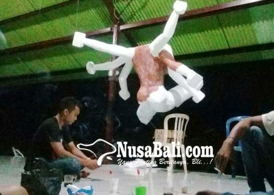 Nusabali.com - permudiksa-buat-ogoh-ogoh-maha-kali