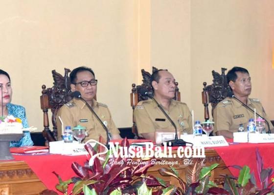 Nusabali.com - kecamatan-petang-gelar-musrenbang-rkpd-tahun-2019