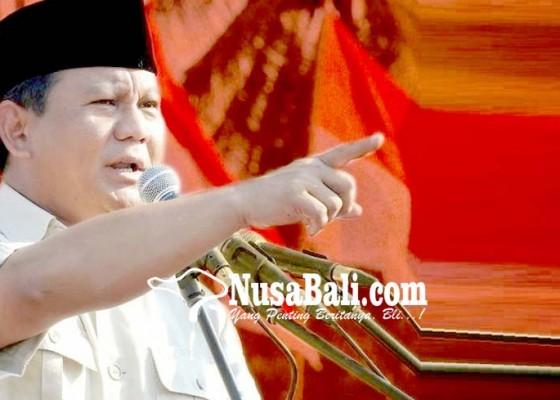 Nusabali.com - pilpres-2019-gerindra-tegaskan-usung-prabowo