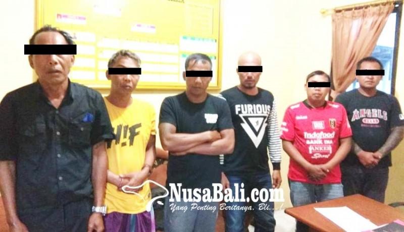 www.nusabali.com-diduga-lakukan-pungli-enam-orang-diamankan