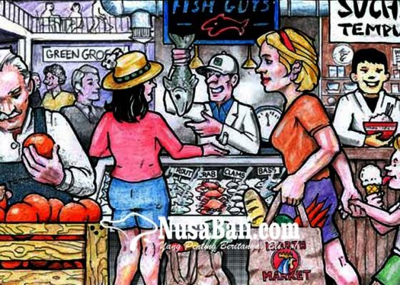Nusabali.com - revitalisasi-pasar-anyar-sari-swadaya-pedagang