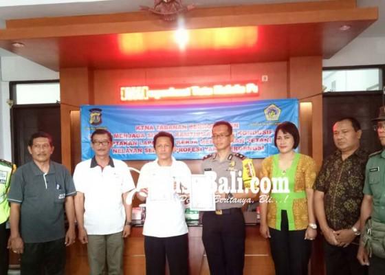 Nusabali.com - polisi-dan-ktna-jalin-kerjasama