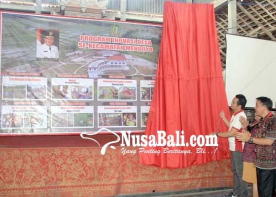 Nusabali.com - mendoyo-launching-program-inovasi-sedesa-panduku