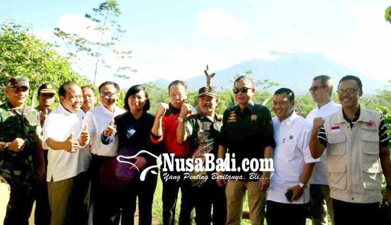 www.nusabali.com-gunung-agung-turun-status-siaga