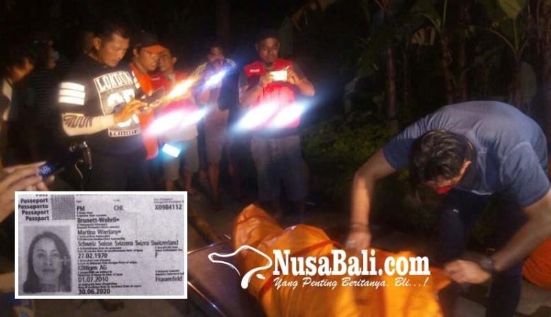 www.nusabali.com-bule-swiss-ditemukan-tewas-nyangkut-di-sungai-wos