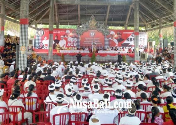 Nusabali.com - siwa-murti-deklarasi-dukung-kbs-ace