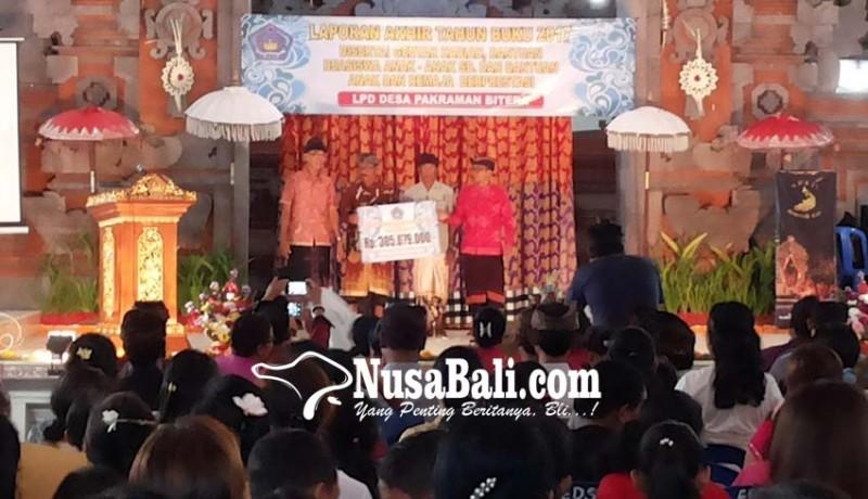 www.nusabali.com-dulu-tertatih-kini-sumbang-dana-desa