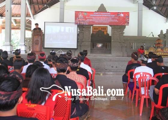 Nusabali.com - ogoh-ogoh-kembali-dilombakan-bupati-artha-minta-tak-bernuansa-politik