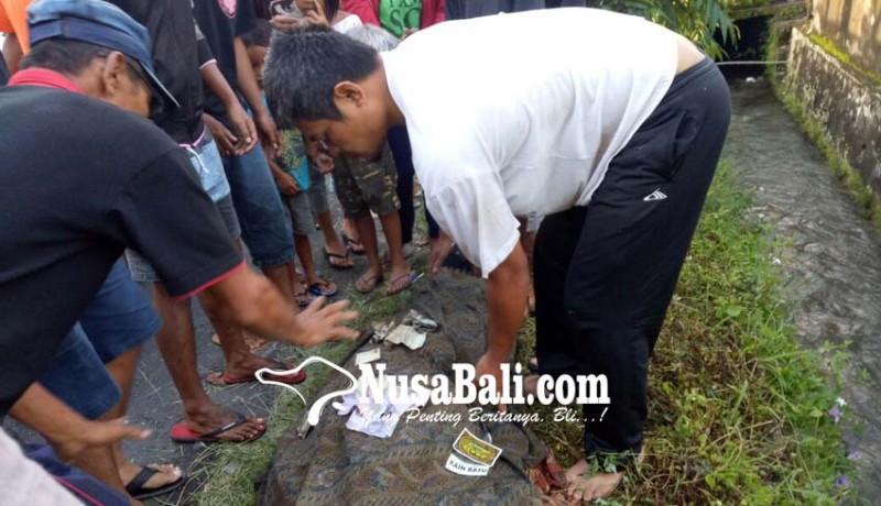 www.nusabali.com-pamangku-pura-alit-bale-banjar-ditemukan-tewas-di-parit