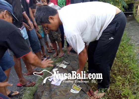 Nusabali.com - pamangku-pura-alit-bale-banjar-ditemukan-tewas-di-parit