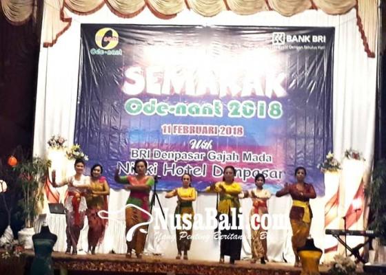 Nusabali.com - semarak-ode-nant-2018-pamerkan-produk-baru-dan-beri-reward-pada-member-dan-koordinator