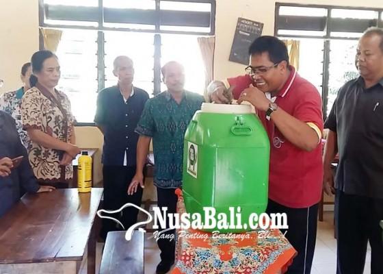 Nusabali.com - sdn-4-banyuasri-ciptakan-sekolah-berbasis-lingkungan