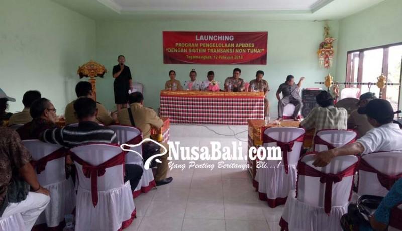 www.nusabali.com-pertama-di-bali-kelola-apbdes-sistem-transaksi-non-tunai