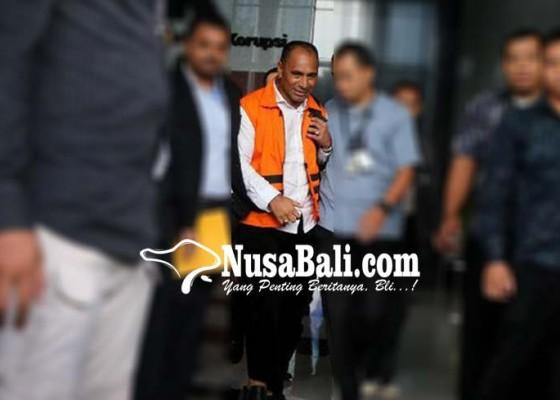 Nusabali.com - cagub-ditangkap-pdip-tak-bisa-cabut-dukungan