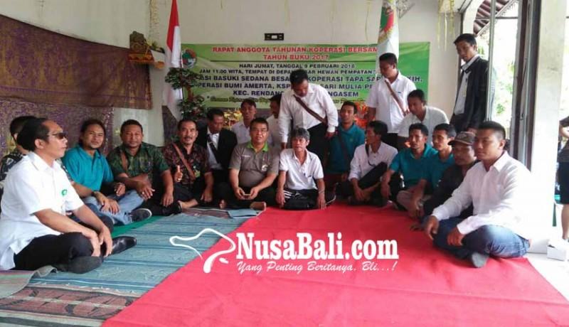 www.nusabali.com-empat-koperasi-di-krb-ii-rat-bersama