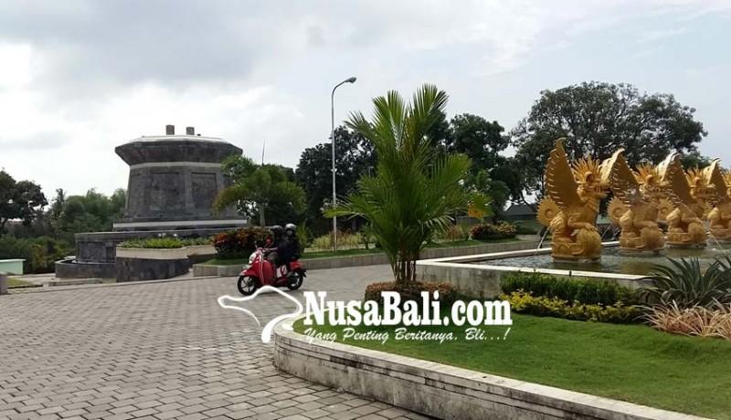 www.nusabali.com-patung-bung-karno-siap-dibangun-di-rth-sukasada