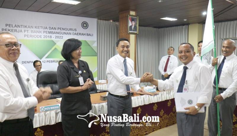 www.nusabali.com-serikat-pekerja-bank-bpd-bali-2018-2022-dilantik