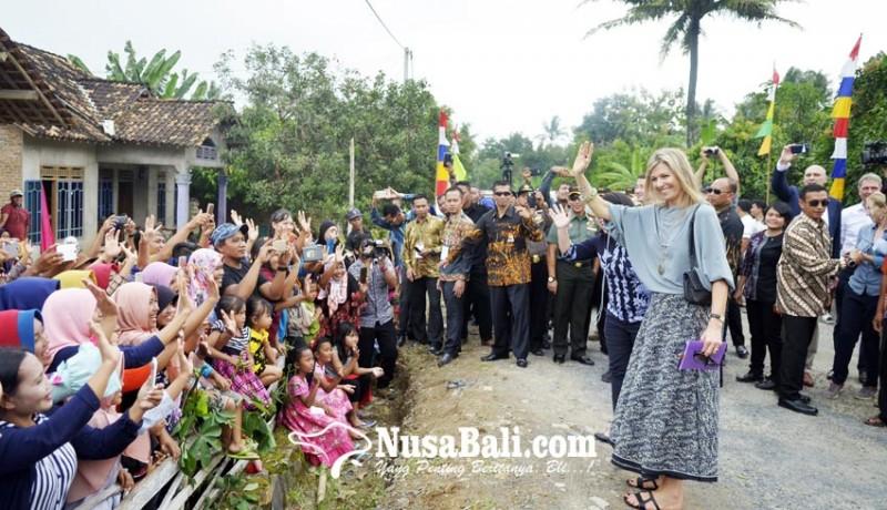 www.nusabali.com-kunjungan-ratu-belanda-di-lampung