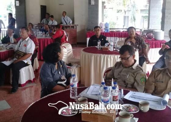 Nusabali.com - uji-publik-11-parpol-usul-dapil-3-jembrana-pisah