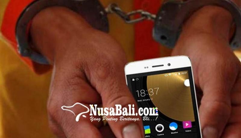www.nusabali.com-jual-iphone-x-penumpang-sopir-taksi-diciduk