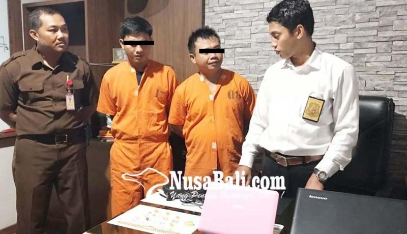 www.nusabali.com-bobol-rumah-bule-korea-komplotan-palembang-dijuk