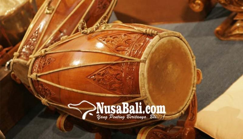 www.nusabali.com-produksi-kendang-terkendala-musim-hujan