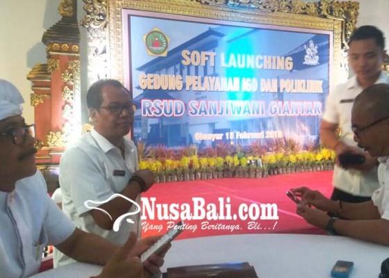 Nusabali.com - hari-ini-soft-launching-rsud-sanjiwani