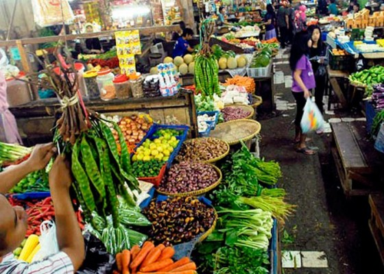 Nusabali.com - pasar-tradisional-harus-diintervensi