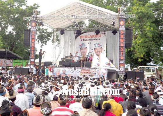 Nusabali.com - teman-suwirta-gelar-deklarasi-di-nusa-penida