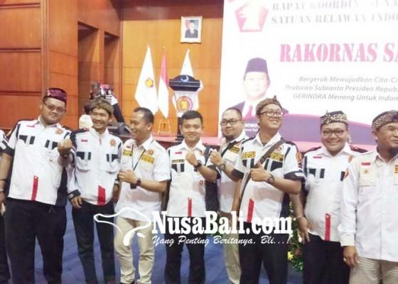 Nusabali.com - pd-satria-provinsi-bali-hadiri-rakornas-di-jakarta